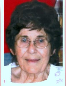 Hall, Elaine obit photo