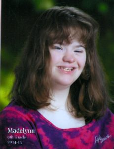 Madelynn Anderson obit photo